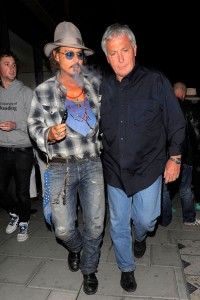 Johnny depp celebrity e cig