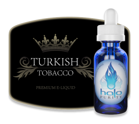 halo e-juice review turkish tobacco