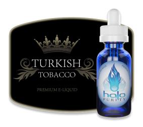 halo e-juice review turkish tobacco