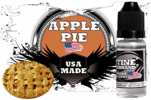 firebrand e-cig juice review apple pie