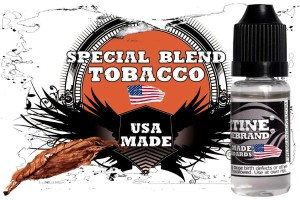 firebrand e-cig juice review american made special blend tobacco