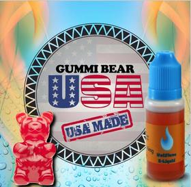 wetflame electronic cigarette e-juice gummi bear