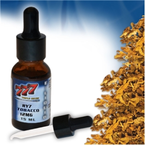 triple seven e liquid ry7