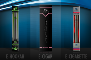 NE Where E Cig Review + E Hookah & E Cigar