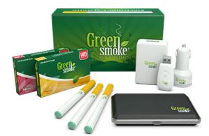green smoke starter kit