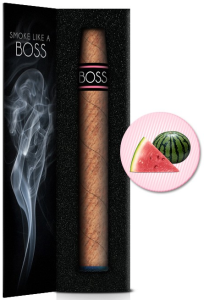 newhere boss e cigar zero nicotine