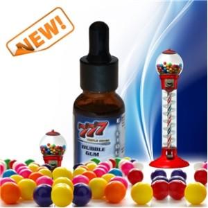 777 e liquid bubble gum