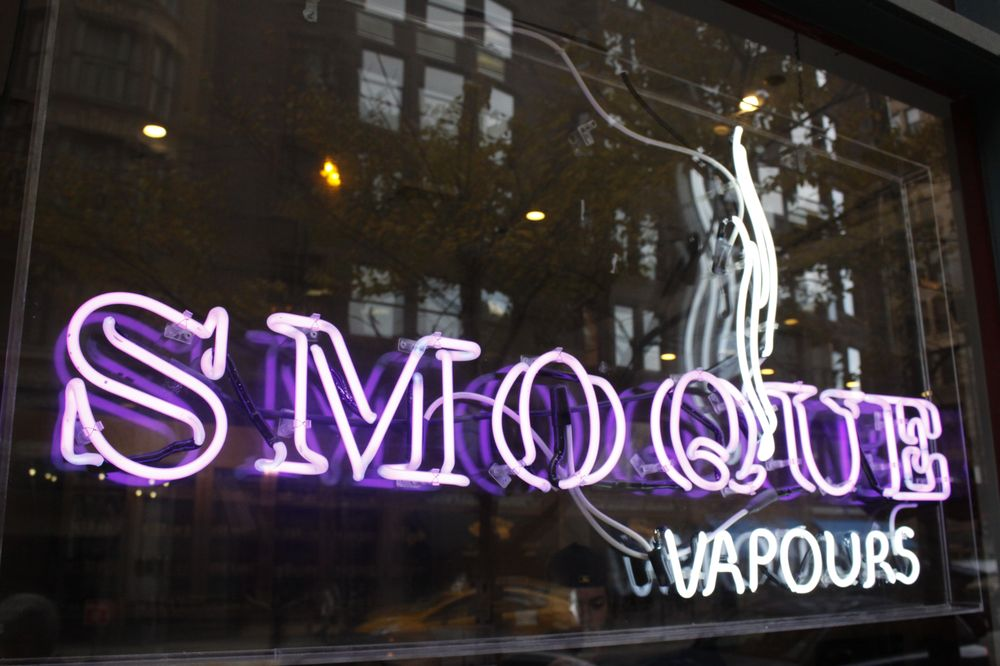 Smoke Vapour Chicago