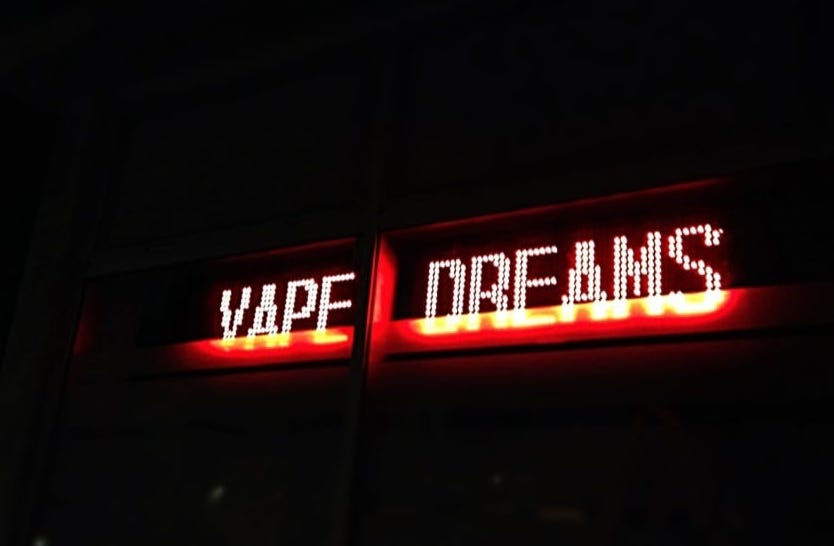 Vape Dreams SF