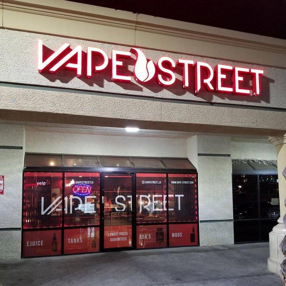 Vape Street Las Vegas