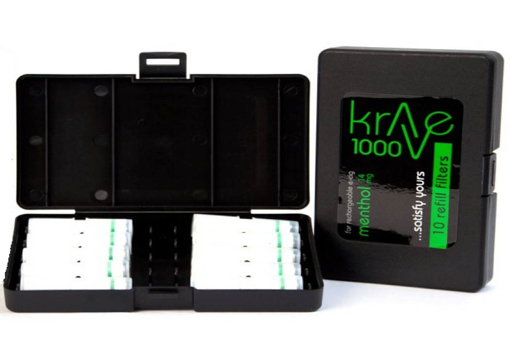 Krave Electronic Cigarette Review