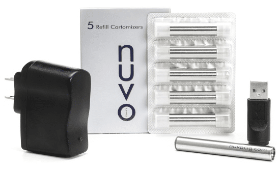 NuvoCig Review – Deluxe Starter Kit And Ultimate Battery