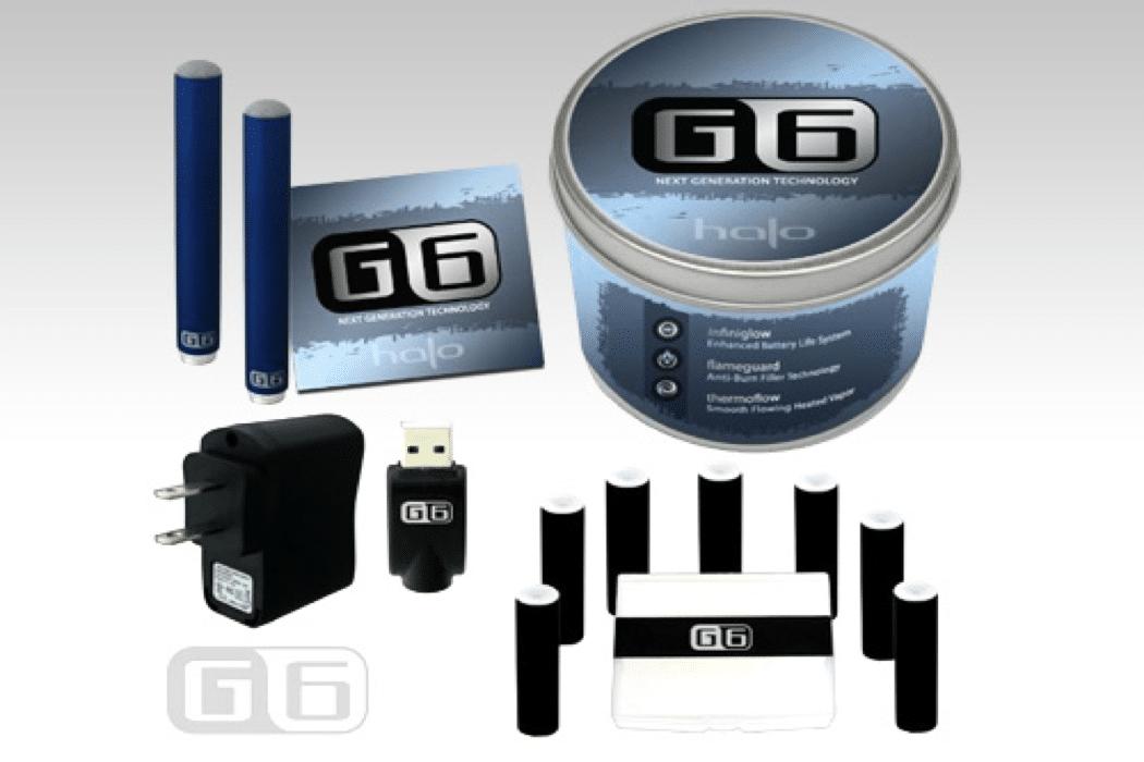 Halo E Cig Review – G6 Starter Kit