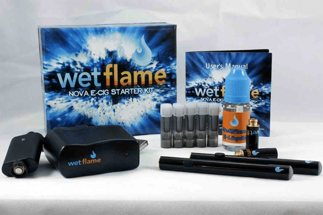 WetFlame E Cig Review – Nova Starter Kit