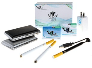 Deal of the Week: 45% Off Vapor4Life Titan Starter Kits