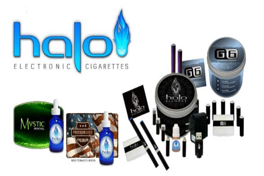 Halo Cigs Coupon – 5% Off Starter Kits, E-Juice