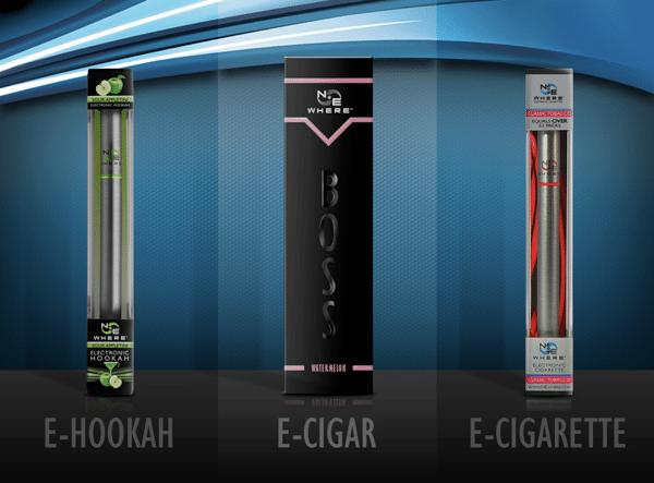 NE Where E Cig Review + E Hookah & E Cigar