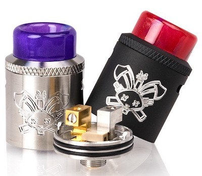 The HellVape Dead Rabbit RDA Review