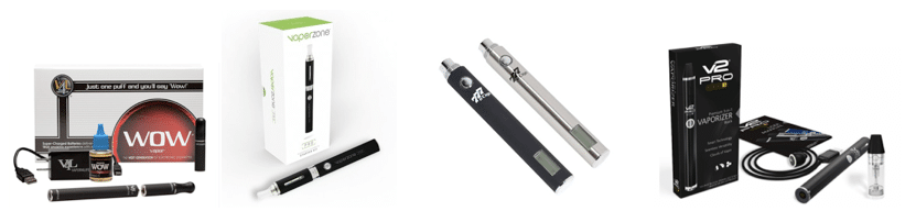 E-go Electronic Cigarettes Guide