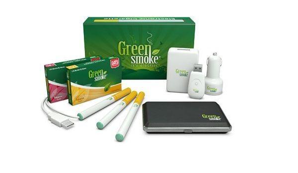 Green Smoke Device