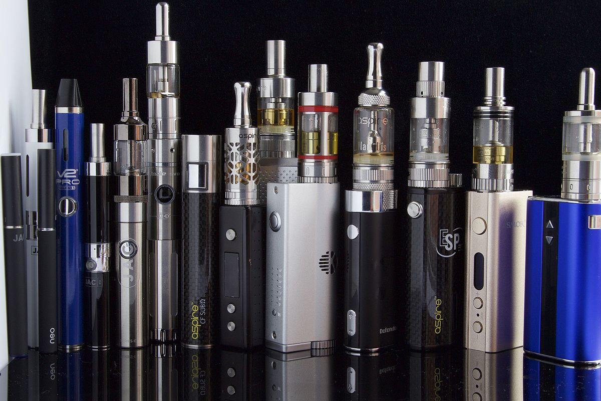 Types Of Vaping Products
