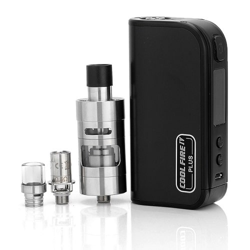 Innokin Coolfire 4 Plus with Apex iSub Tank Review