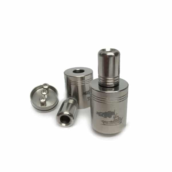Flawless Tugboat RDA Review