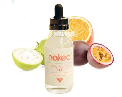 Naked 100 Hawaiian POG Juice Review