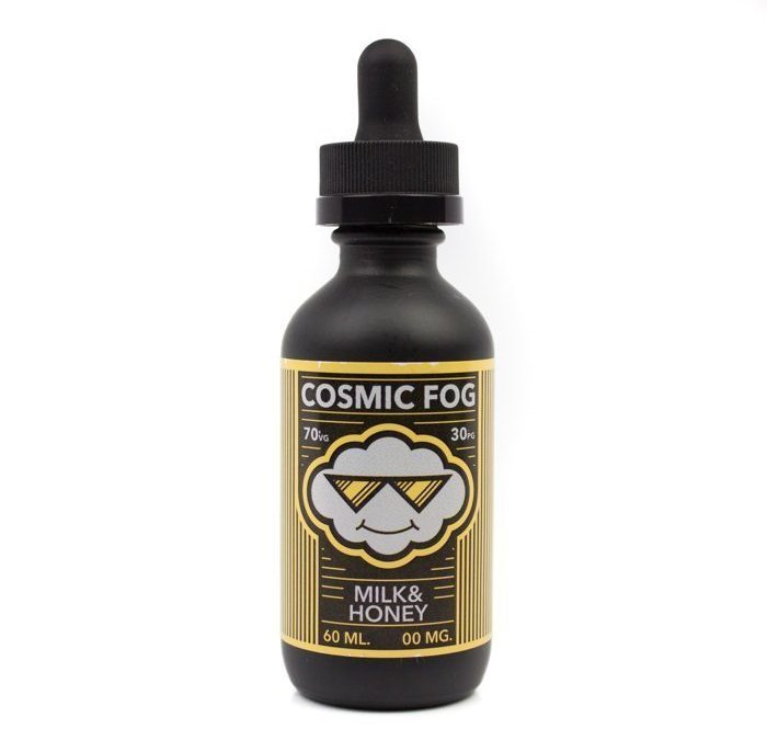 Cosmic Fog Milk and Honey E-juice Review