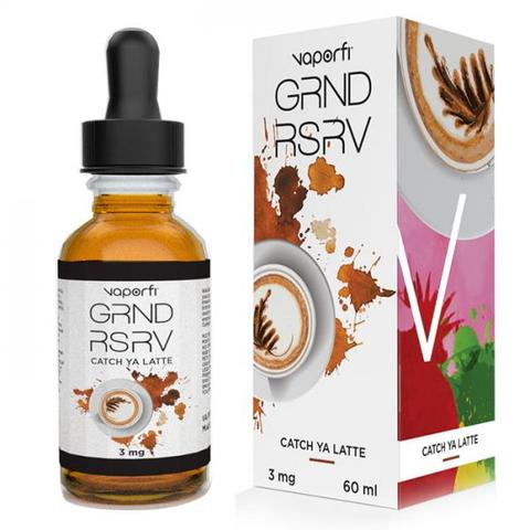 VaporFi Catch Ya Latte E-liquid Review